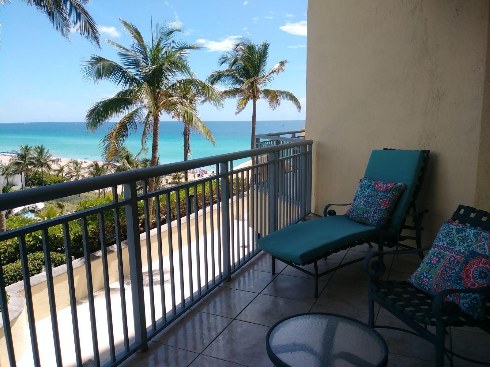 Apartamento 2 Dormitorios / 2 Baños Vista al Mar hasta 6 Pax